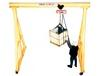 FIXED & ADJUSTABLE STEEL GANTRY CRANES