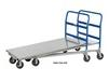 NESTING/HINGED DECK PLATFORM TRUCKS
