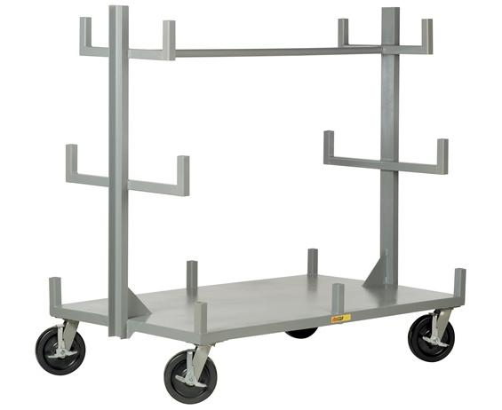 PORTABLE BAR & PIPE TRUCK