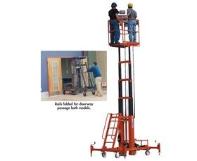 OPTIONS FOR 500 LB. TWO PERSON LIFT