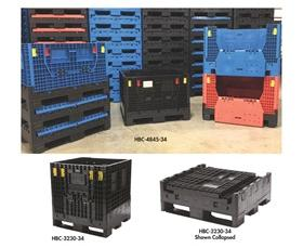 BULK COLLAPSIBLE CONTAINERS